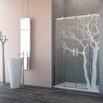 Baum -glasgravur photo 1