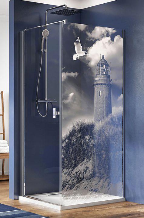 Leuchtturm - glasgravur photo 1
