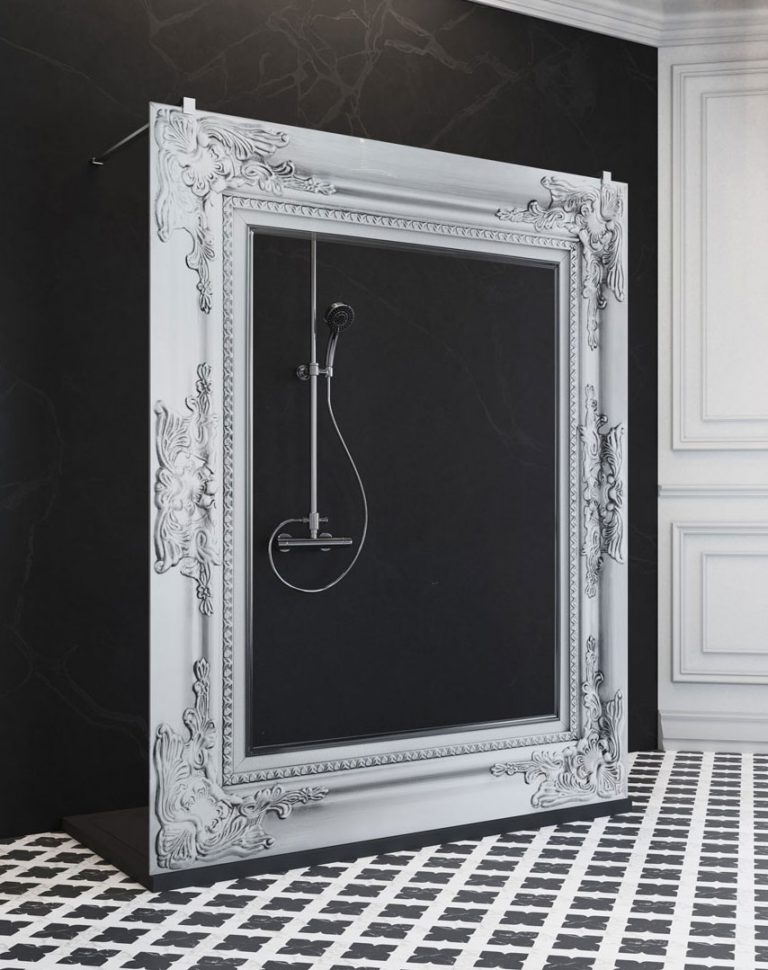 Rahmen - glasgravur photo 1