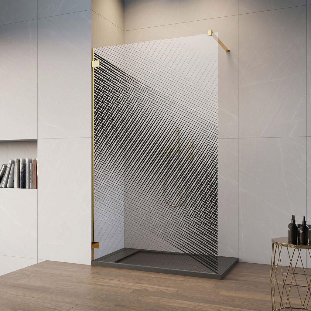grawer - PUK Duschkabinen Digitaldruck_Geometric1